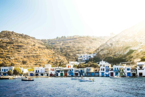 GREECE – MILOS